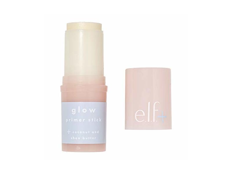 e.l.f. Glow Primer Stick, Coconut and Shea Butter, 0.53 oz