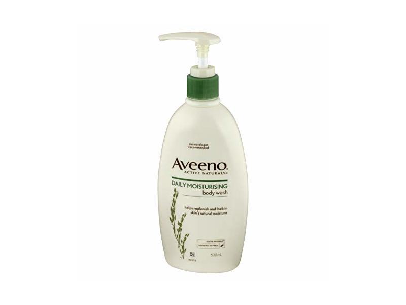 Aveeno Daily Moisturising Body Wash 532mL