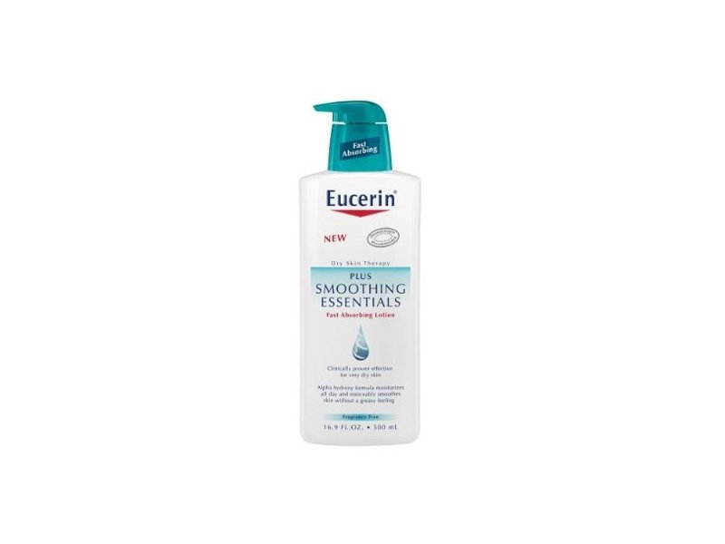Eucerin Plus Smoothing Essentials Fast Absorbing Lotion 33.3 fl oz