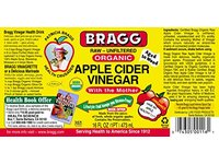 Bragg Organic Raw Apple Cider Vinegar, 16 Ounce - Image 3