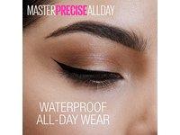 Maybelline Eyestudio Master Precise All Day Liquid Eyeliner Makeup, Forest Brown, 0.034 fl. oz. - Image 7