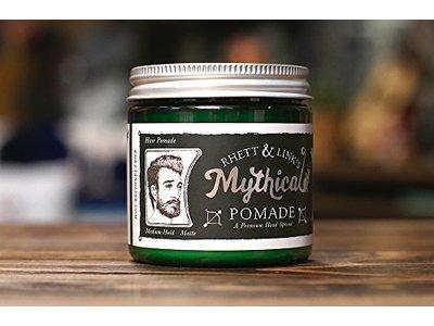Rhett and Link's Mythical Pomade Matte, Medium Hold, 4 oz - Image 3