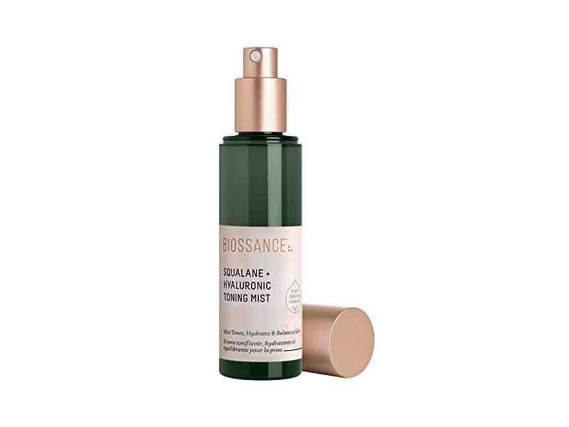 Biossance Squalane + Hyaluronic Toning Mist, 75 ml