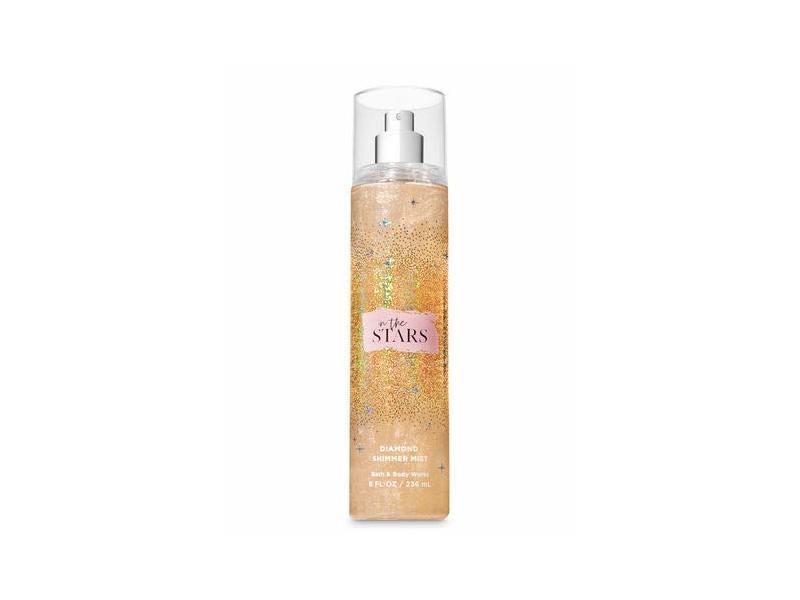 Bath and Body Works in The Stars Diamond Shimmer Mist, 8 Fluid Ounce