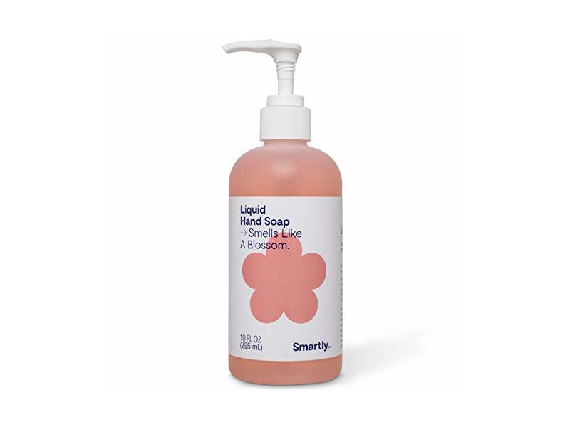 Smartly Blossom Scented Liquid Hand Soap - 10 fl oz, pack of 1