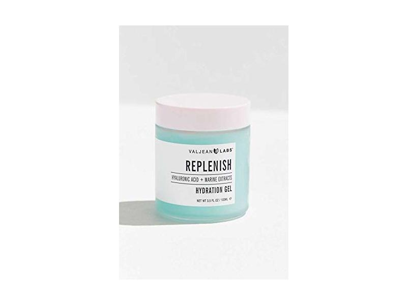 Valjean Labs Replenish Hydration Gel With Hyaluronic Acid and Marine Extracts
