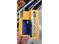 Neosporin First Aid Antibiotic Ointment Maximum Strength Pain Relief, 1-Ounce - Image 16
