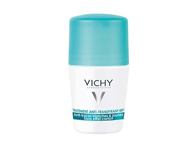 Vichy DEO Antiperspirant Treatment 48h Roll-On, 50 ml