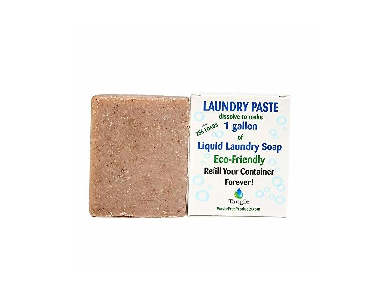 Waste Free Products Tangie Laundry Paste, 1 gallon