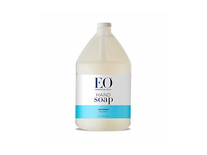 EO Hand Soap Refill, Unscented, 128 fl oz