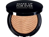 MAKE UP FOR EVER Pro Light Fusion Highlighter, 1 Golden Pink - for light to medium skin tones, 0.3 oz - Image 2