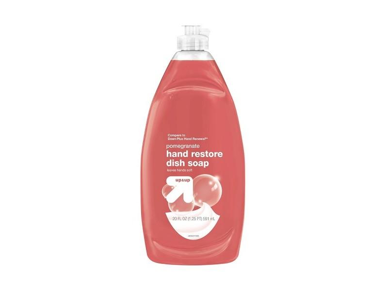 Up&Up Hand Wash Dish Soap, Pomegranate, 20 oz