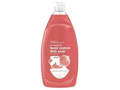 Up&Up Hand Wash Dish Soap, Pomegranate, 20 oz - Image 1