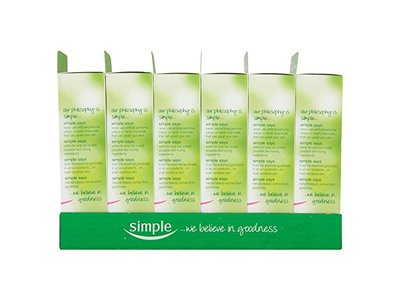 Simple Kind to Skin Hydrating Light Moisturiser 125ml - Image 5