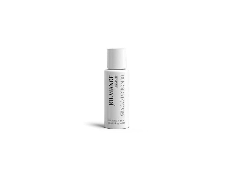 Jouviance Glyco Laser 10% AHA + BHA Soft Peel Lotion