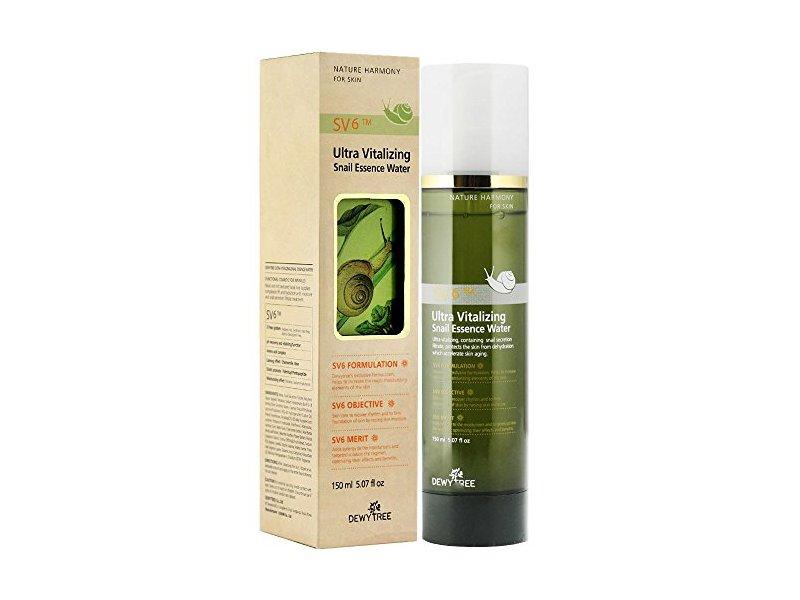 Dewytree Ultra Vitalizing Snail Essence Water, 5.07 fl oz