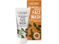 Lacura 100 % Naturally Derived Face Wash, 100 ml - Image 2