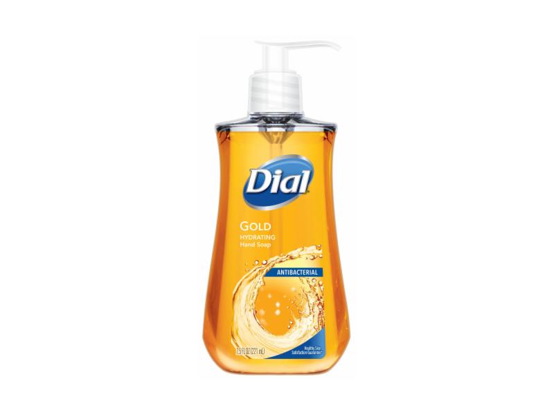 Dial Antibacterial Hand Soap, Gold