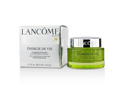 Lancome Energie De Vie The Illuminating & Purifying Exfoliating Mask, 75ml/2.6oz