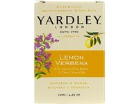 Yardley London Lemon Verbena Naturally Moisturizing Bath Bar, 4.25 ounce - Image 2