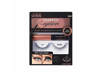 Kiss Magnetic Eyeliner & Lash Kit