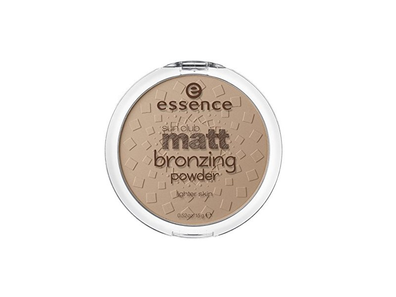 essence | Sun Club Matt Bronzing Powder | 01 Natural