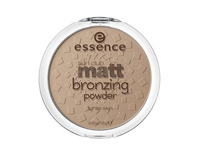 essence | Sun Club Matt Bronzing Powder | 01 Natural