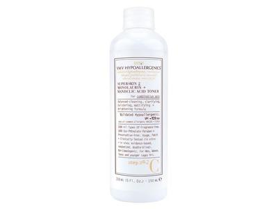 VMV Hypoallergenics Superskin 2 Monolaurin + Mandelic Acid Toner for Combination Skin, 5.0 fl oz