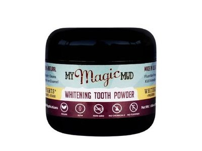 My Magic Mud Whitening Tooth Powder, 3 oz
