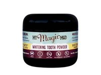 My Magic Mud Whitening Tooth Powder, 3 oz - Image 2