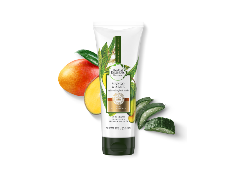 Herbal Essences Mano & Aloe Vera Curl Cream, 5.8 oz/193 g