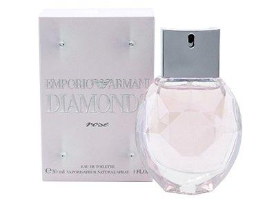 Giorgio Armani Eau de Toilette, Emporio Armani Diamonds Rose, 1.0 fl oz