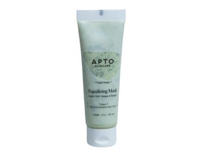 APTO Skincare Equalizing Mask with Apple Cider Vinegar & Parsley, 1 fl oz