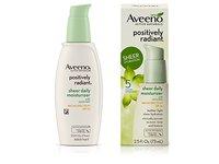 Aveeno Positively Radiant Sheer Daily Moisturizer, SPF 30, 2.5 fl. oz - Image 10