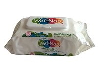 Wet-Nap Hands & Face Cleansing Wipes, 110 ct (3 Pack) - Image 2