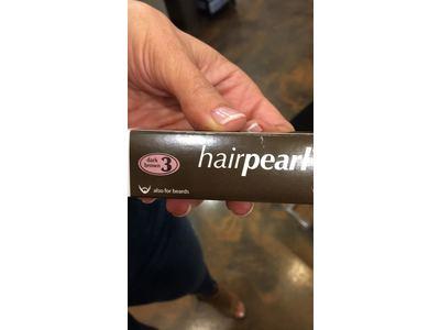 Hairpearl Intensive Cream Hair Dye - Dark Brown - 0.68 oz - Image 3