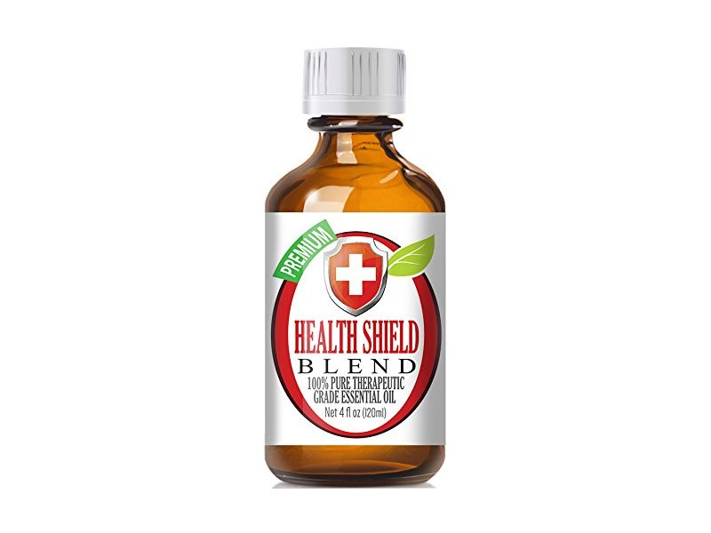 Health Shield Essential Oil Blend, 120 ml