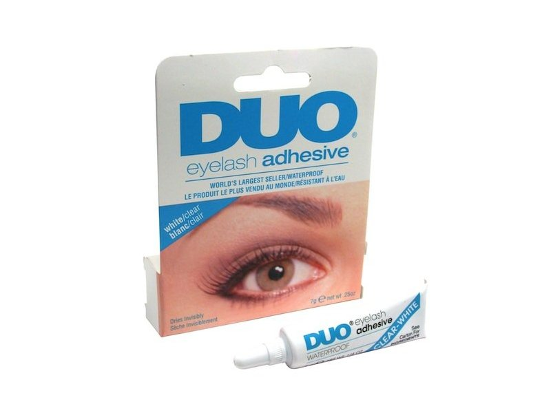 Duo Lash Adhesive Whiteclear 25 Oz Ingredients And Reviews