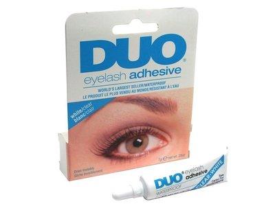 Duo Lash Adhesive, White/Clear, .25 oz