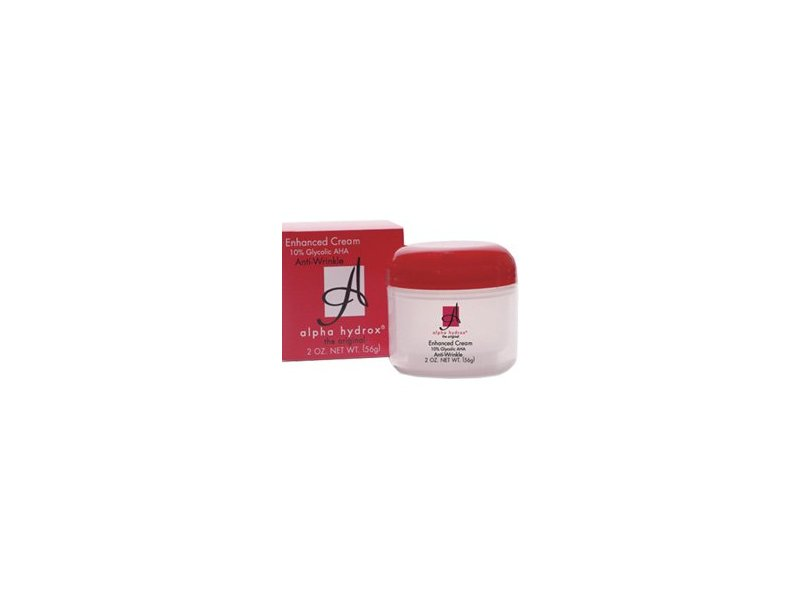 Alpha Hydrox AHA Enhanced Cream 2 oz. (PACK OF 3)