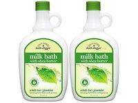 Bath Shoppe Milk Bath with Shea Butter, White Tea & Jasmine, 28 fl oz - Image 2