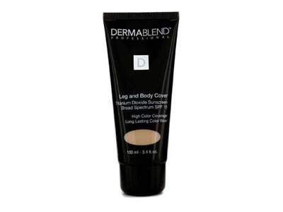 Dermablend Leg and Body Cover, SPF 15, Suntan, 3.4 fl. oz. - Image 1