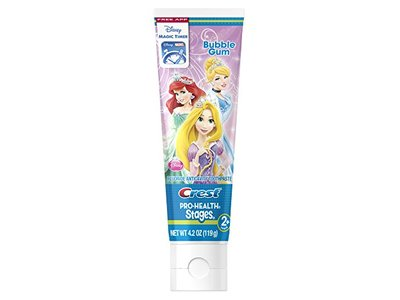 Pro-Health Stages Kids Toothpaste- Disney Princess, Oral-B, 4.2 Oz(Pack of 12)