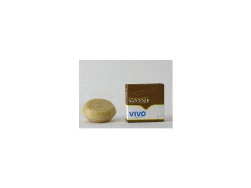 VIVO NATURAL PRODUCTS BAR SOAP,LEMONGRASS+VERBENA, 4.5 OZ