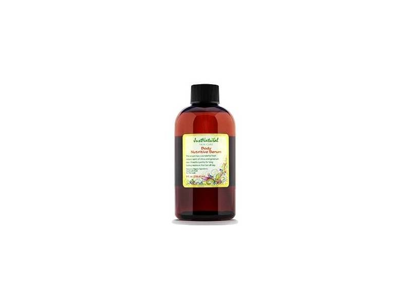 Just Natural Body Nutritive Serum, 8 fl oz