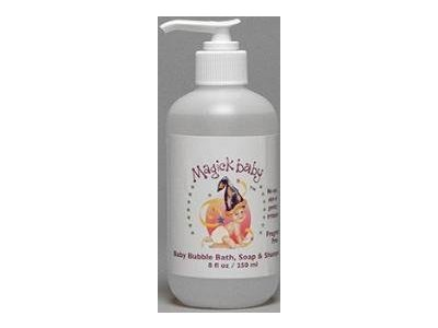 Magick Botanicals Bubble Bath, Soap & Shampoo