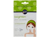 Miss Spa Brighten Facial Sheet Mask, 0.88 Ounce - Image 2