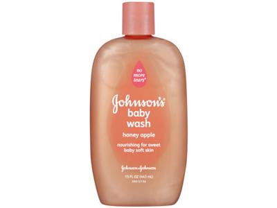 Johnson's Honey Apple Baby Wash, johnson & johnson - Image 1