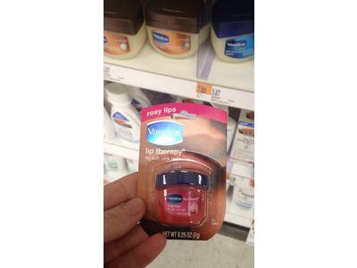Vaseline Lip Therapy Rosy Mini, 0.25 oz - Image 5