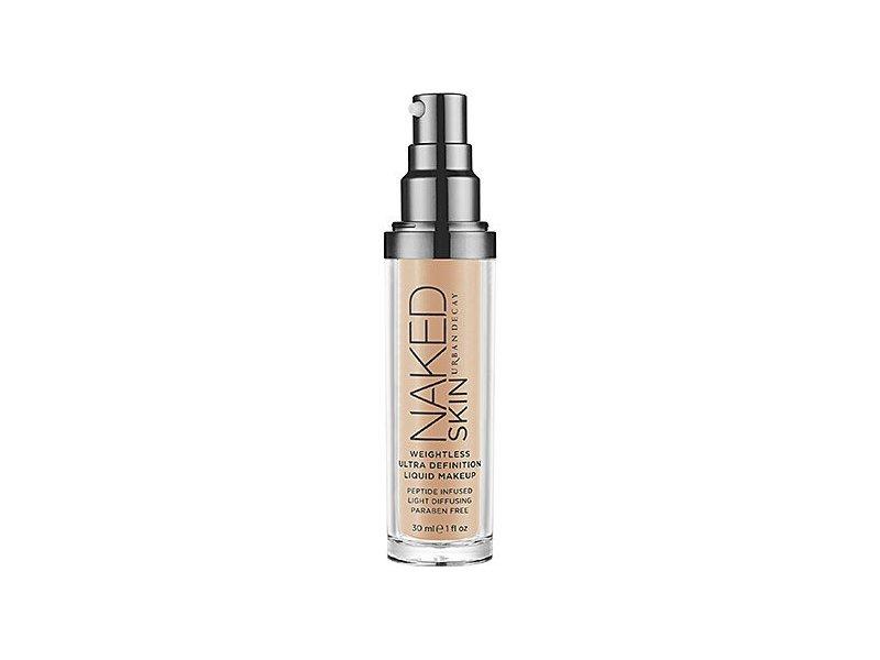 Urban Decay Naked Skin Weightless Ultra Definition Liquid Makeup, Shade 2, 1.0 fl oz